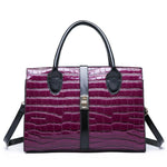 Load image into Gallery viewer, E3432 High quality patent leather luxury hand bags women handbags ladies