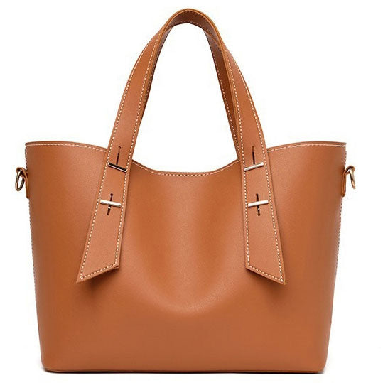 E3444 Newest design elegant high quality brown hand bag cheap handbags from china