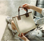 Load image into Gallery viewer, E3467 Custom logo PU leather women bags latest design ladies handbags manufacturer