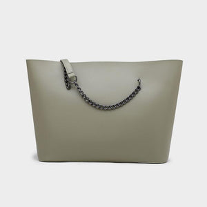 E3474 Wholesale PU leather simple fashion chain handbags women bags