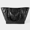 E3511 Made in china leisure style lady designer PU leather bags black handbag for women