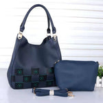 Load image into Gallery viewer, E3556 China Supplier new plaid designs women bag name brand purses and ladies handbags