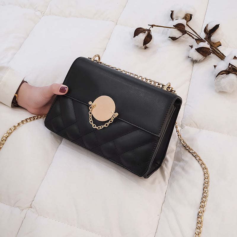 E3559 New 2020 fashion pu leather small shoulder handbag ladies sling crossbody bag