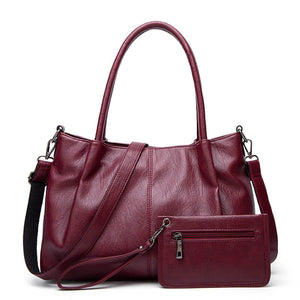 EG012 Classical design pu ladies hand bags purses and handbags women