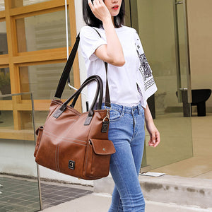 EG115 2020 fall winter fashionable hand bags big handbags for women