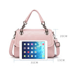 Load image into Gallery viewer, EG116 fall fashion shoulder bag women korean 2020 winter handbags