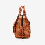 Load image into Gallery viewer, EG128 Factory wholesale black vintage customized logo handbags for women