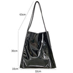 Load image into Gallery viewer, EG141 New 2020 trending PU leather fall winter waterproof tote handbags for women