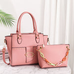 Load image into Gallery viewer, EG151 New arrival elegant high quality pu office big bag for women handbags