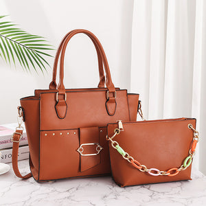 EG151 New arrival elegant high quality pu office big bag for women handbags