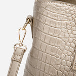 Load image into Gallery viewer, EG155 Fashion luxury design hand bags purses crocodile 4 in 1 handbags for women 2020