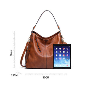 EG160 New arrival classic design pu leather ladies hand bags shoulder handbags for women
