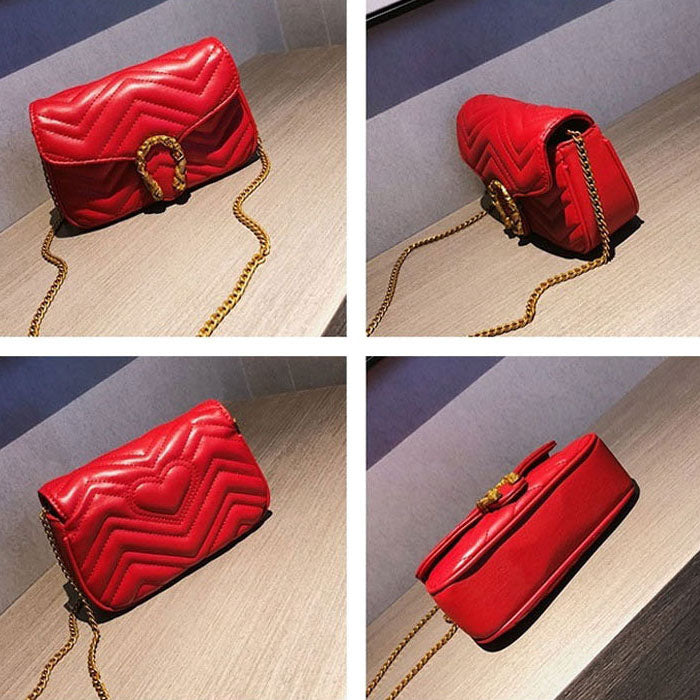 EGC012 Wholesale fashion luxury women sling bag