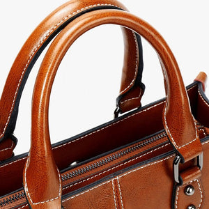 EGL009 New arrival casual shoulder hand bag real leather handbags for women luxury