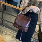 Load image into Gallery viewer, EGL016 Hot sale casual fashion sling handbag leather hand bags 2020 women