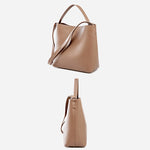 Load image into Gallery viewer, EGL043 Wholesale leather crossbody bag bucket handbags for women 2020