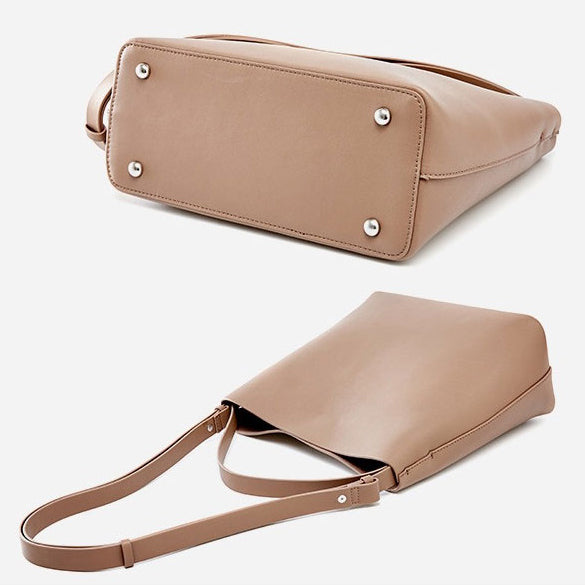 EGL043 Wholesale leather crossbody bag bucket handbags for women 2020