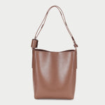 Load image into Gallery viewer, EGL044 New 2020 fall purses large bucket shoulder bag genuine leather handbags for women
