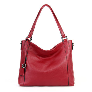 EGL047 New genuine leather design ladies hand bag office big handbags for women 2020