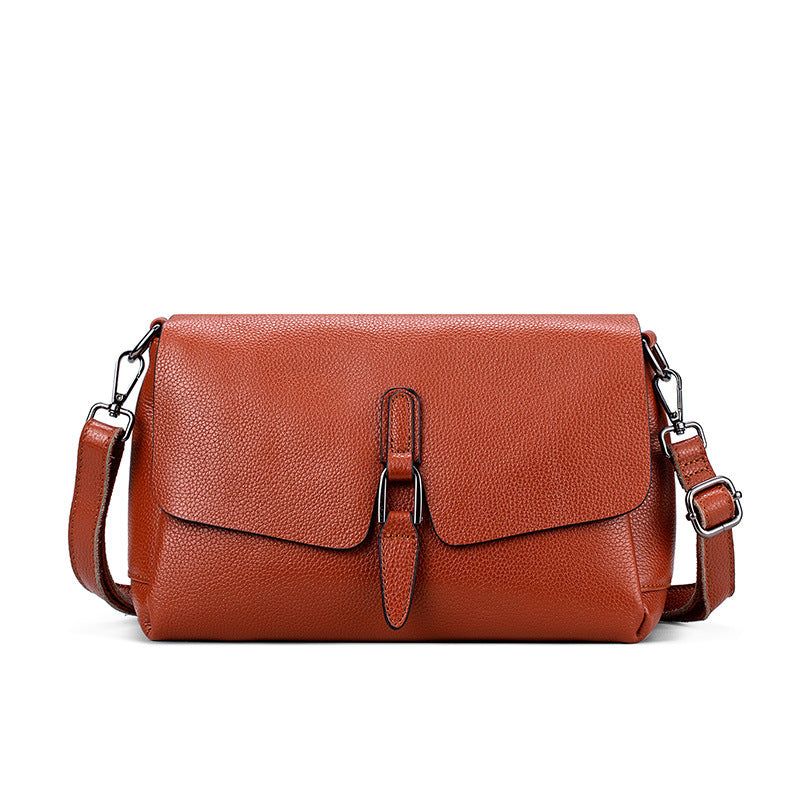 EGL055 New high quality leather crossbody bags women handbags purses