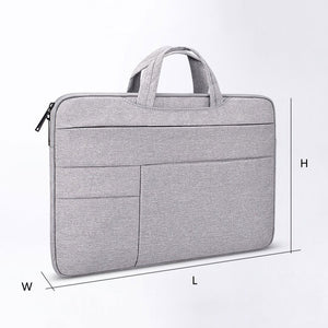 EGLT001 Wholesale water resistant 15.6 inch laptop sleeve laptop bag with handle