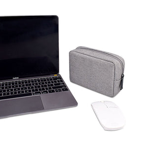 EGLT011 Laptop Power Adapter accessories storage bag travel cable organizer bag