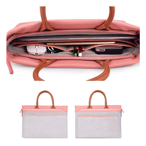EGLT017 New waterproof computer handbag women briefcase laptop bag custom