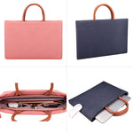 Load image into Gallery viewer, EGLT017 New waterproof computer handbag women briefcase laptop bag custom