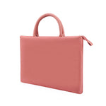 Load image into Gallery viewer, EGLT021 Custom business office travel waterproof women briefcase laptop bag pink