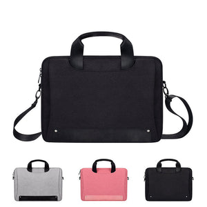 EGLT026 Custom waterproof computer shoulder bag business nylon laptop hand bag