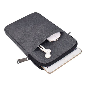 EGLT032 Custom waterproof fashion travel women mini felt laptop sleeve bag