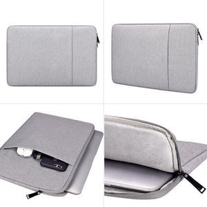 EGLT035 Custom logo waterproof office travel computer sleeve laptop felt bag waterproof