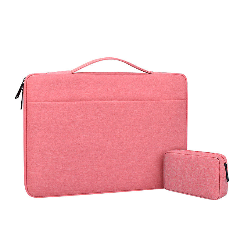 EGLT042 Wholesale custom nylon waterproof women laptop bag 15.6 inch computer