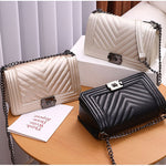 Load image into Gallery viewer, EM475 Luxury chain shoulder bag purse handbag