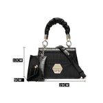 Load image into Gallery viewer, EM540 Designer tote bag leather women purse and handbags