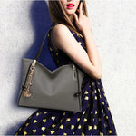 Load image into Gallery viewer, E1826 fashion women handbag pu leather handbag hot sell style for 2020