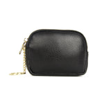Load image into Gallery viewer, LCB012 Custom logo fashion women mini coin purse leather zipper wallet