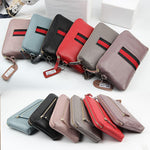 Load image into Gallery viewer, LCB014 Fashion design cell phone womens clutch bags ladies purse wallet leather