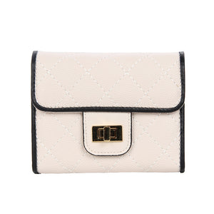 LCH013 New fashion design credit card holder leather women