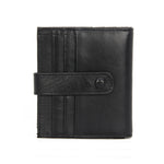 Load image into Gallery viewer, LCH016 New 2020 fashion 3 fold vintage men leather wallet