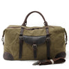MBL035 Large capacity overnight travel bags waterproof quality canvas duffle bag
