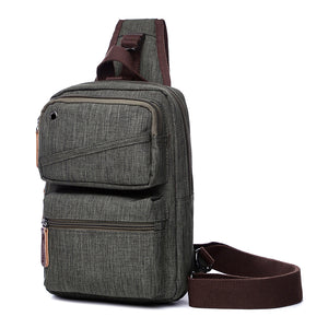 MCP027 Chinese manufacturer hot sale fashion high quality waterproof mens single shoulder bag