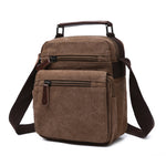Load image into Gallery viewer, MCP041 Newest high quality men sling shoulder bags canvas messenger bag