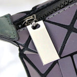 Load image into Gallery viewer, MGD019 Fashion luminous geometric holographic luxury ladies bags women handbags pu leather
