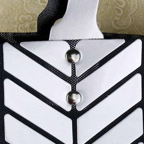 MGD022 2020 Fashion design luminous rhombic geometric woman bags luxury handbags brand leather