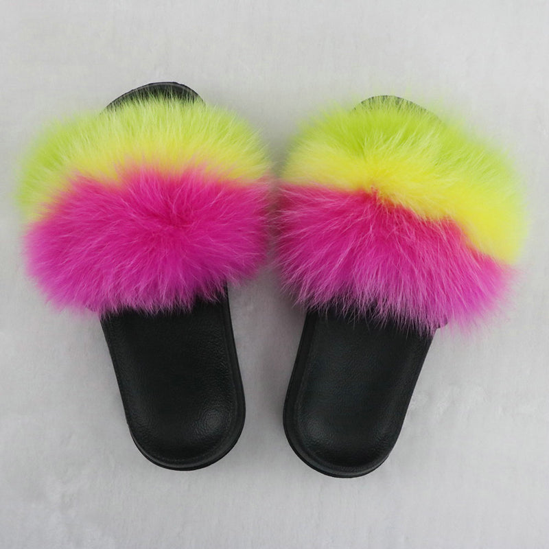 SHB304 USA wholesale pvc women candy handbags jelly purse and fur slides sets