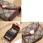 Load image into Gallery viewer, W400 Wholesale high quality designer luxury women wallet
