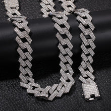 Load image into Gallery viewer, 20mm Cuban Link Chains Necklace Bracelet Jewelry
