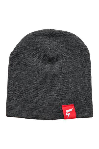 Creatividy Simple Beanie (Heather Gray)