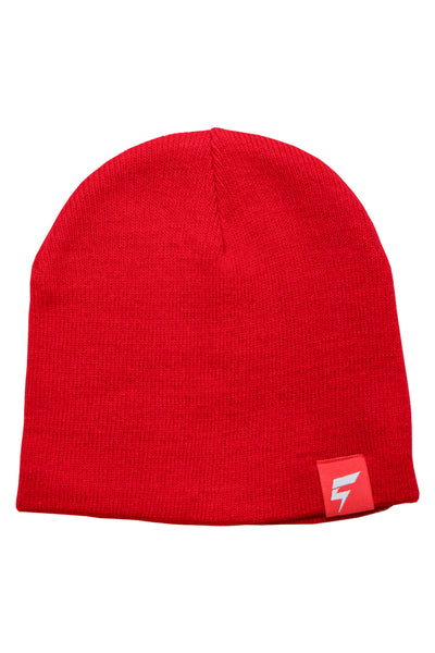 Creatividy Simple Beanie (Red)